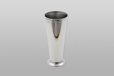 Vo 1041 2 Large Plastic Mint Julep Vase Gold Or Silver Carton Of 12