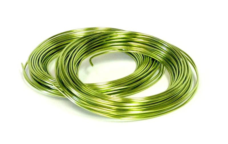 Oasis Aluminum Decorative Crafting 12-gauge Wire