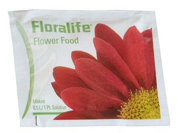 SO-FL3005-P - FLORALIFE® Original Flower Food-Powder 5g packets - pack of 12