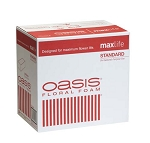0041 - OASIS® Standard Floral Foam CASE OF 36 BRICKS - now with Maxlife