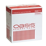 0050 - OASIS® Standard Floral Foam CASE OF 24 BRICKS - now with Maxlife