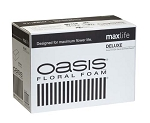 0120 - OASIS® Deluxe Floral Foam CASE OF 48 BRICKS - now with Maxlife