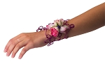 Armful Corsage Wearable Floral Design - Scroll Down to