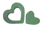SO-11-11163-P - OASIS® 2-in-1 Heart - by the piece