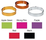 NEW OASIS® 1 inch Flat Wire - Available in 11 colors - by the piece SO-40-12470-74/83-85/89-91-P