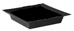 SO-3826-02-P - ESSENTIALS® Large Square Designer Bowl Onyx - by the piece