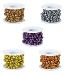SO-2730-43-P -OASIS® Beaded Wire - NOW AVAILABLE in 14 Colors