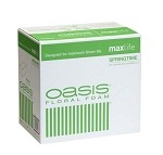 0110 - OASIS® Springtime Floral Foam CASE OF 36 BRICKS - now with Maxlife