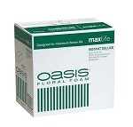0147 - OASIS® Instant Deluxe Floral Foam CASE OF 36 BRICKS - now with Maxlife