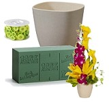 Laughter and Love Design Kit - Just Add Water and Your Flowers - Scroll down to