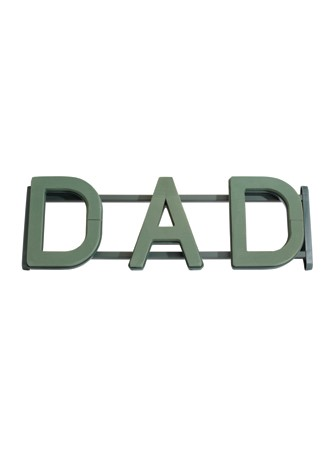 "1071 - OASIS® ""DAD"" Floral Foam Frame - case of 2 - NOW with Maxlife"