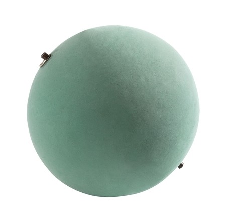 "16"" OASIS® Floral Foam Sphere - case of 1  - 11-27716"
