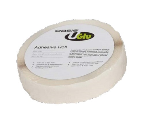 SO-1540-P UGlu Adhesive - 3/4 inch by 65 foot roll