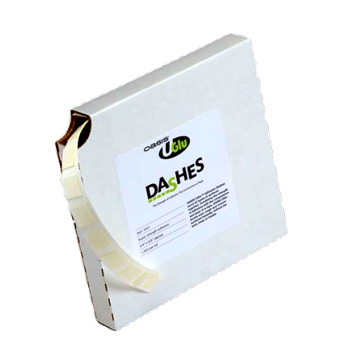 SO-1541-P UGlu Adhesive Dash - 1000 per roll