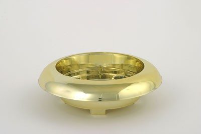 VO-571-2 - Small Plastic Ming Bowl (Gold or Silver) - carton of 24