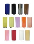 VO-770 - Plastic Images Vase (available in 13 colors) - carton of 12