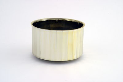 VO-791-2 - Plastic Images Bowl (Gold or Silver) - carton of 24