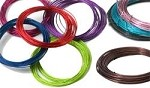 SO-2601-10 - OASIS® Aluminum Wire - AVAILABLE in 13 colors - 39 feet per roll - Scroll down for VIDEO