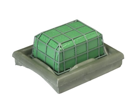 1801 - OASIS® Small Casket Saddle - carton of 4 - NOW with Maxlife