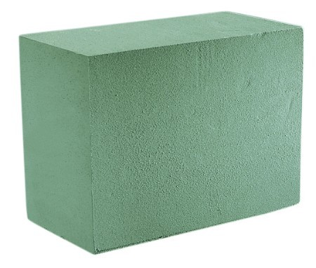 SO-0148-P - OASIS® Floral Foam Designer Block - by the piece - NOW with Maxlife
