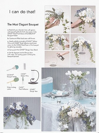 The Most Elegant Bouquet - Scroll down for PDF Guide