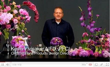 VIDEO - Elegant Wedding Flowers for 2010 - Scroll down for VIDEO