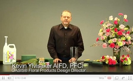 VIDEO - Event Floral Designs - Scroll down for VIDEO
