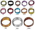 NEW OASIS® 3/16 inch Flat Wire - available in 10 colors SO-2770-3-P