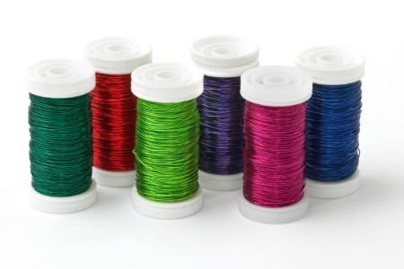 SO-2621-30 - OASIS® Metallic Wire - available in 3 colors