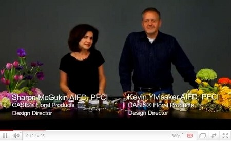 VIDEO - New Products from OASIS Floral Products - Scroll down for VIDEO