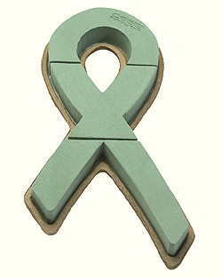 "SO-1853-P - OASIS® Mache 20½"" Ribbon - by the piece - NOW with Maxlife"