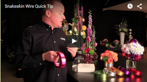 VIDEO - Snakeskin Wire Quick Tips - Scroll down for VIDEO