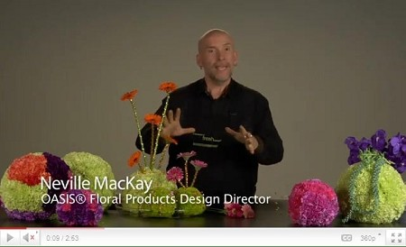 VIDEO - Versatile Floral Spheres - Scroll down for VIDEO