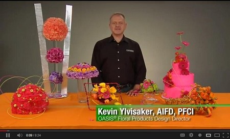 VIDEO - Wedding Flower Trends - Infusion - Scroll down for VIDEO